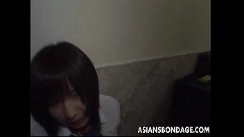 timid japanese teenager has a sadism & sm.