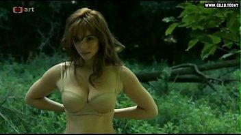 vica kerekes - nude in public outdoors ample.