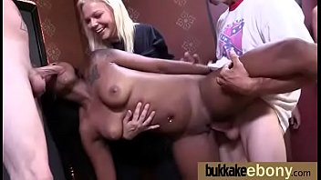 immense breast black does a gargle rip up 12