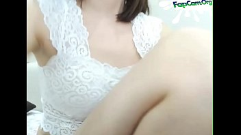 ultra-cute japanese chinese unexperienced nubile nutting.