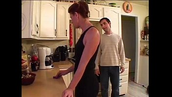screwing hottest friend039_s mother in kitchen