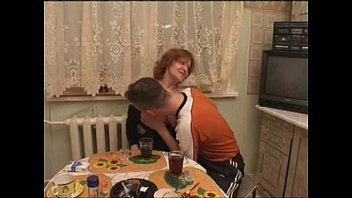 russian mommy ravages with son039_s homies.