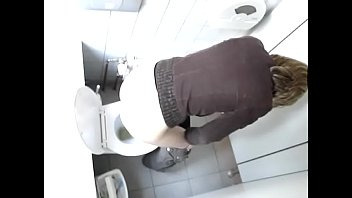 covert camera in rest room six