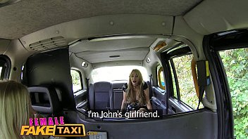 femalefaketaxi secret affair leads to lezzie joy and climaxes