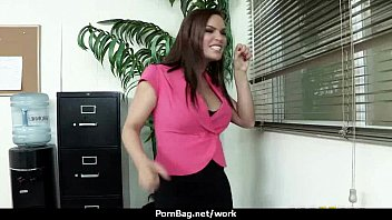 nasty office girl humped stiff uncensored.