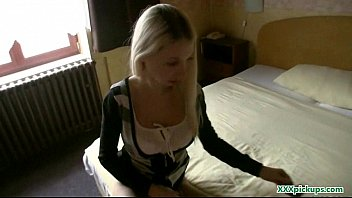 public pickup jaw-dropping euro chick getting poked for.