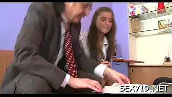 sexually aroused elderly professor is screwing chick039_s twat tenaciously