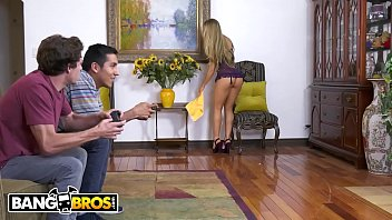 bangbros - cougar nicole aniston gives youthful fellow.