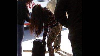 pendeja chilena en calzas teenager flawless.