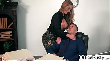 xxx intercorse with hefty juggs office lady nicole.