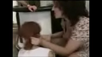 mommy coercing daughter-in-law to have fuckfest with  daddy