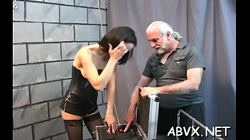 top notch inexperienced servitude fuck-fest episodes with supreme bombshell