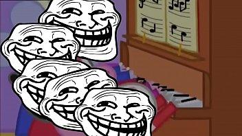 peppa pig troll song