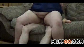plump wifey rails her husband