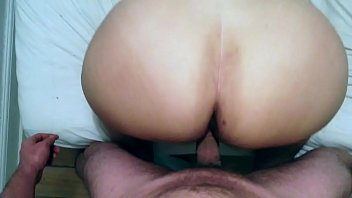 good doggystyle bounce with yam-sized milky phat ass.