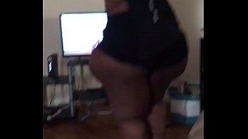 plus-size xxl donk ssbbw workout pear gag shaped.