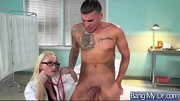 nasty patient madison scott get romp therapy from.