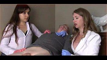 petite trouser snake dehumanization by nurse