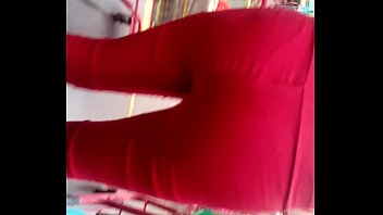 pantalos rojo