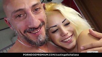 casting alla italiana - italian dame poon tongued.