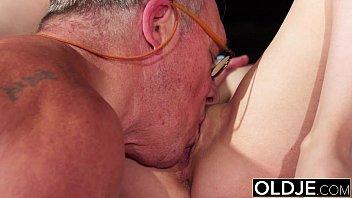 youthfull cooch eating compilation senior youthfull porno grandfather.