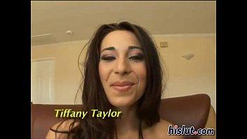 tiffany used her feet
