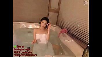 korean sweetie handsome bathtub flash - live at livekojascom