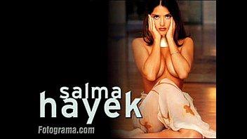 salma hayek completamente desnuda encuera pun.
