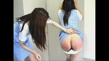 047 office lady039_s penalty - spanking