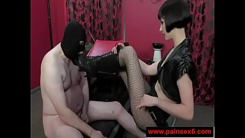 chick domination with ache pig shoes dick and.