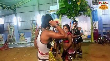 Kurathi Super Dance Midnight Karakattam in Tamil Nadu - Nagarathil 2017 Full HD
