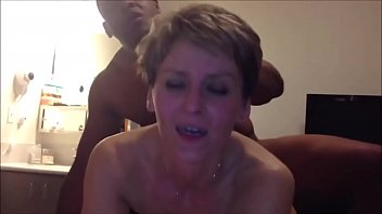 real insatiable mature wifey cuckolds her.