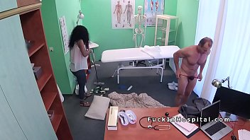 physician pummels black cleaning gal in.