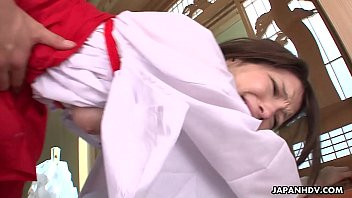japanese gagger got her spurting cooch humped in.