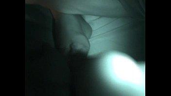 jizm on sleeping dame feet