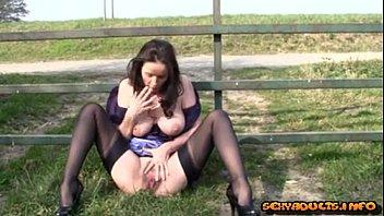 inner ejaculation public