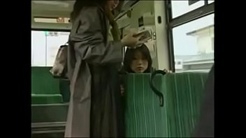 two lesbos meet at the bus.