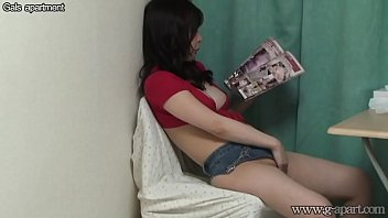 peeping into draining japanese ultra-cutie from.