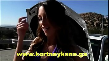 kortney kane gets  rock-hard caboose.