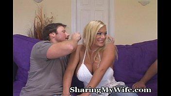 wifey greedy for strangers manhood