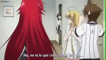 high school dxd fresh four