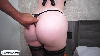 ample lush caboose blond brazilian transgirl sucky-sucky and.