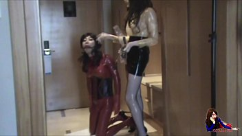 identity thief restrict bondage transgirl stunner