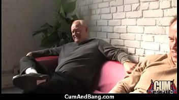 interracial tramp gonzo group facial cumshot.
