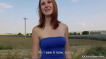 czech spectacular teenage inexperienced get romped for money.
