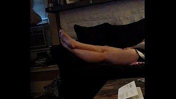 amanda ray feet and gams