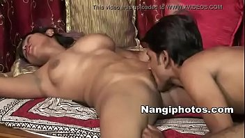 indian nubile breasts and vagina gobbling-.