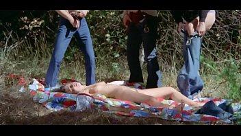 poachers outdoor group fuck-a-thon defenseless teenage.