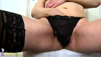 oldnanny insatiable cougars solo playing compilation
