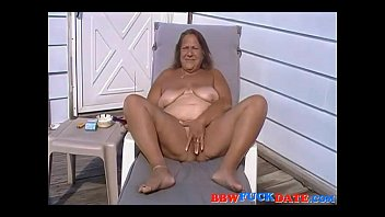 suntan plus-size grandma jack outside